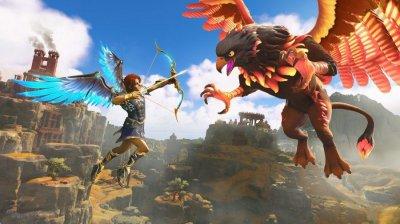 Immortals Fenyx Rising (PS4, русская версия)