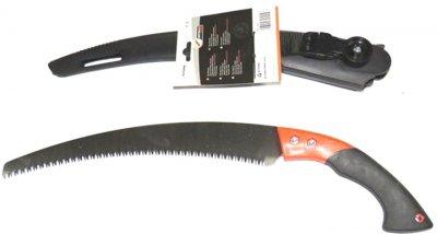 Ножовка садовая с чехлом Altuna 330 мм японская заточка (J422.A).
