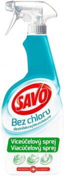 Средство для чистки от известкового налета Savo без хлора 700 мл (8710908264757)