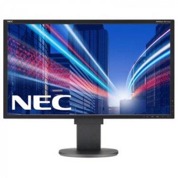 Монітор NEC EA273WMi black