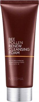 Пенка для умывания Missha Bee Pollen Renew Cleansing Foam Восстанавливающая 150 мл (8809581482029)