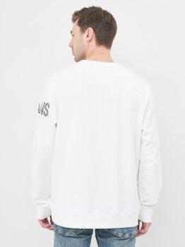 Свитшот Calvin Klein Jeans Outline Logo Crew Neck J30J316521-YAF Bright White