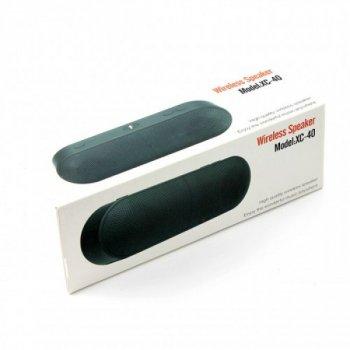 Портативная колонка MP3, USB, радио MLL-60, Белый (46083)