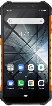 Мобільний телефон Ulefone Armor X5 3/32GB Black Orange