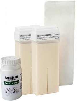 Набір для депіляції Avenir Cosmetics №2 (4820440814540)