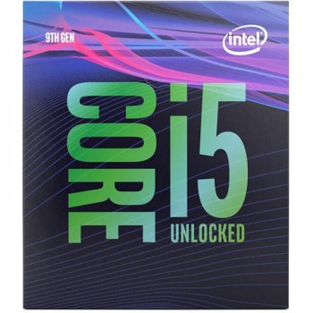Процесор LGA1151-v2 Intel Core i5-9600K Box (BX80684I59600K)