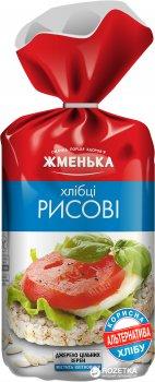 Упаковка хлебцев Жменька рисовые 100 г х 16 шт (4820152180483)