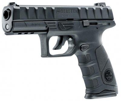 Пистолет пневматический Umarex Beretta APX черный 5.8327