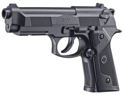 Пистолет пневматический Umarex Beretta Elite 2 черный (5.8090)