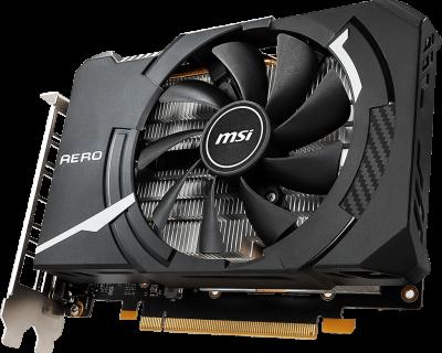 MSI PCI-Ex GeForce GTX 1660 Super Aero ITX OC 6GB GDDR6 (192bit) (1815/14000) (DVI, HDMI, DisplayPort) (GTX 1660 SUPER AERO ITX OC)
