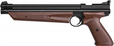 Пневматичний пістолет Crosman American Classic 4.5 мм P1377BR