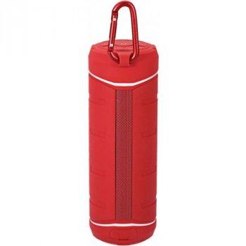 Портативная акустика блютуз колонка Bluetooth REMAX RB-M10 Original Красная