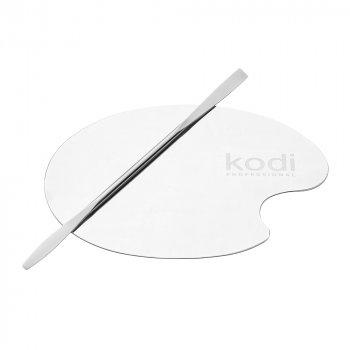 Палітра зі шпателем для змішування косметики Kodi (20059576)