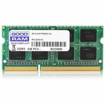 Оперативна пам'ять GOODRAM 8 GB SO-DIMM DDR3L 1600 MHz (236241937)