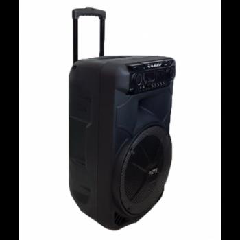 Портативна колонка Акустична система ZPX ZX7766 на акумуляторі USB Bluetooth FM SD TF 150 Вт