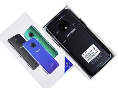Мобильный телефон Doogee X95 (2+16Gb, АКБ 4350 мАч) Black