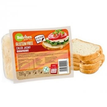 Хлеб Balviten бутербродный 190г