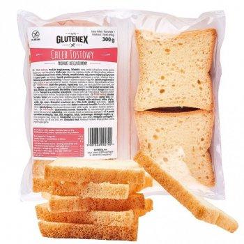 Хлеб Glutenex тостовый 300г