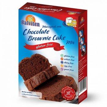 Смесь Balviten для выпечки шоколадного торта, кексов 380г