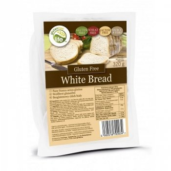 Хлеб GFL белый 320г