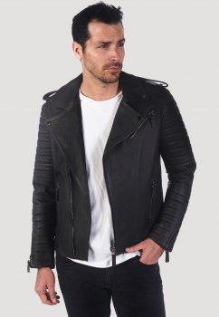 Кожаная куртка Giorgio di Mare Коричневая (GI6436728)