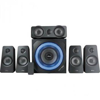 Акустична система Trust GXT 658 Tytan 5.1 Surround Speaker System (21738)