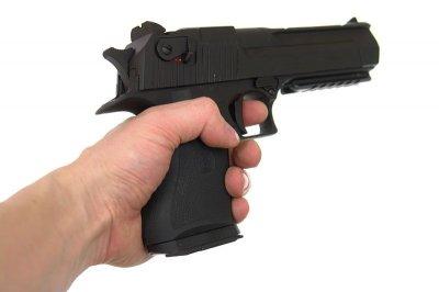 Пістолет Cyma Desert Eagle Rock CM.121 AEP (Страйкбол 6мм)