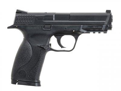 Пістолет KWC MP40 Plastic CO2 (Страйкбол 6мм)