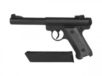 Пістолет KJW MK-1 Plastic Green Gas (Страйкбол 6мм)