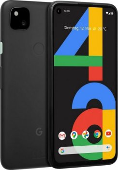 Мобильный телефон Google Pixel 4a 6/128GB Just Black
