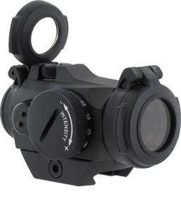 Коліматорний приціл Aimpoint Micro H-2 2МОА Weaver/Picatinny із захисними кришками (200185)