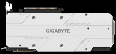 Gigabyte PCI-Ex GeForce RTX 2070 Super Gaming OC 3X White 8G 8GB GDDR6 (256bit) (1815/14000) (HDMI, 3 x DisplayPort) (GV-N207SGAMINGOC WHITE-8GD)