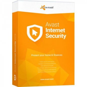 Антивирус Avast Internet Security 3 ПК 1 год (новая эл. лицензия) (AVAST-IS-8-B-1Y-3P)
