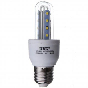 Світлодіодна Лампочка UKC Led Lamp E27 3W (4016)