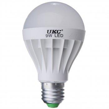 Світлодіодна Лампочка UKC Led Lamp 9W E27 Кругла