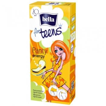 Ежедневные прокладки Bella for Teens Energy, 20 шт. (018586)