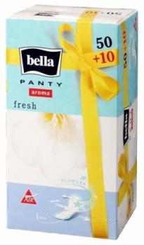 Гигиенические прокладки Bella Panty Aroma Fresh, 50+10 шт. (28080) (029453)