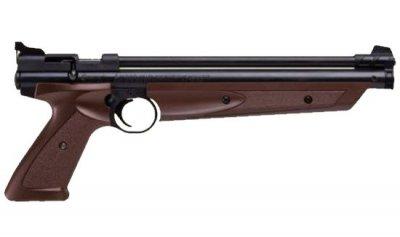 Мультикомпрессионный пистолет Crosman Р1377