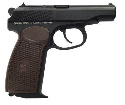 Пневматический пистолет KWC KMB44 BlowBack