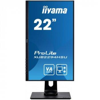 Монітор iiyama ProLite XUB2294HSU-B1 (F00186468)