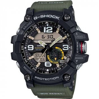 Годинник наручний Casio G-Shock CsG-ShckGG-1000-1A3ER