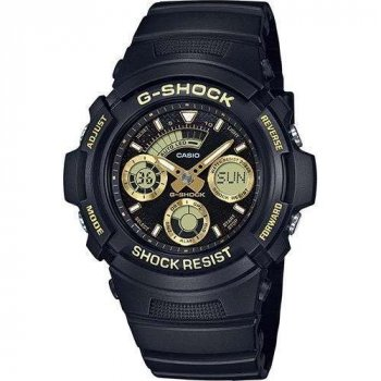 Годинник наручний Casio G-Shock CsG-ShckAW-591GBX-1A9ER