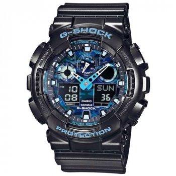 Годинник наручний Casio G-Shock CsG-ShckGA-100CB-1AER