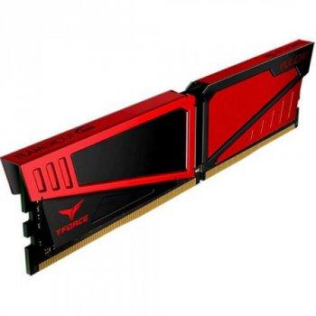 Модуль пам'яті Team DDR4 4GB 2400 MHz T-Force Vulcan Red (TLRED44G2400HC1401)
