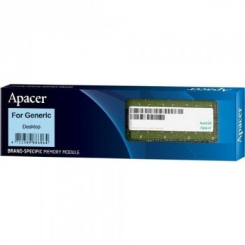 Оперативна пам'ять 8 GB Apacer DDR3 1600 MHz DL.08G2K.KAM
