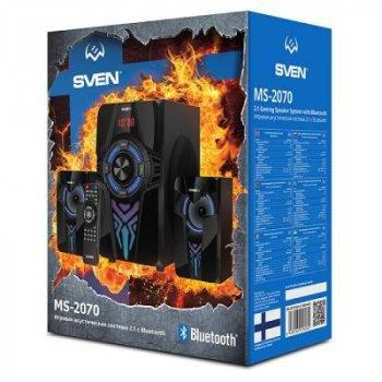 Акустична система SVEN MS-2070 black