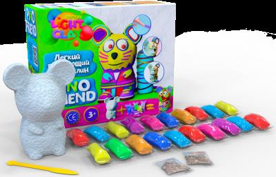 Набор для творчества с легким моделином OKTO Pino Friend Томмі (70058) (4820199474071)