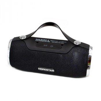 Портативна Bluetooth колонка Hopestar H40, чорна