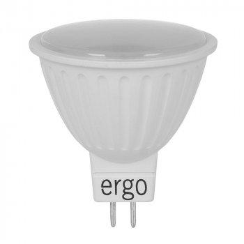 Лампа світлодіодна Ergo STD 5 Вт MR16 GU5.3 170-260 В 4100 До матова