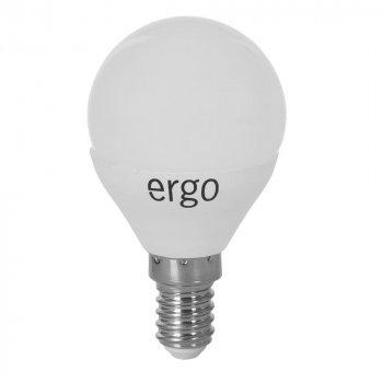 Лампа світлодіодна Ergo STD 6259741 5 Вт G45 E14 220 В 4100 До матова